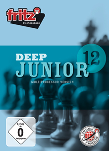 Deep Junior 12 Multiprozessor Version