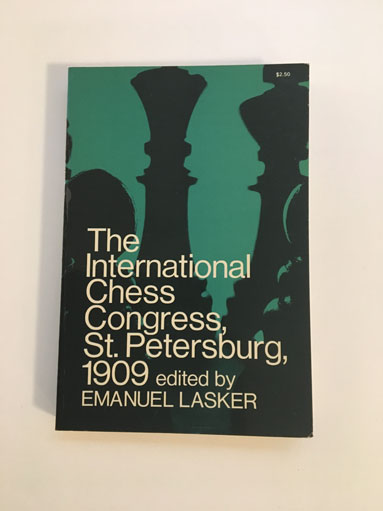 The International Chess Congress, St. Petersburg, 1909