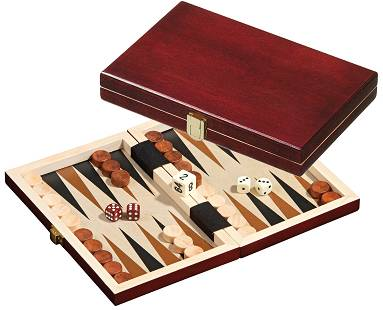 Backgammon Kassette Saloniki
