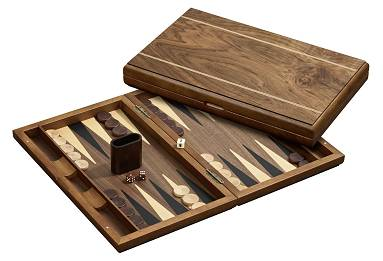Backgammon Kassette Delos