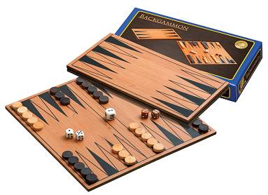 Backgammon Set faltbar