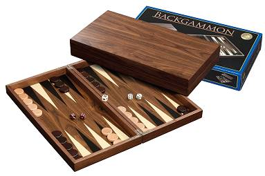 Backgammon Kassette Skeloudi