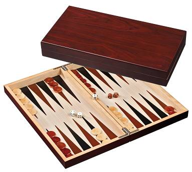 Backgammon Kassette Othoni