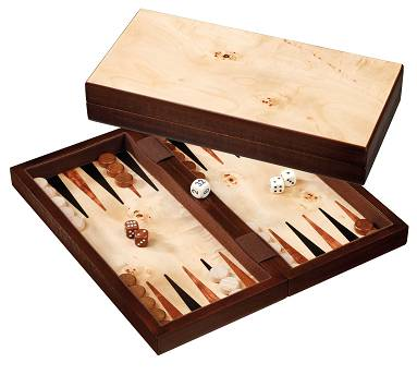 Backgammon Kassette Errikousa
