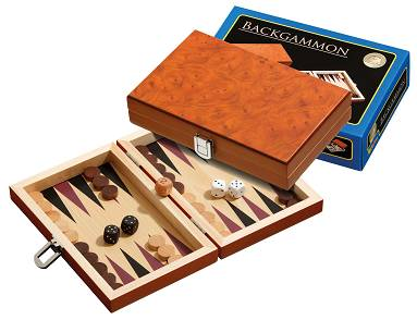 Backgammon Kassette Karpathos