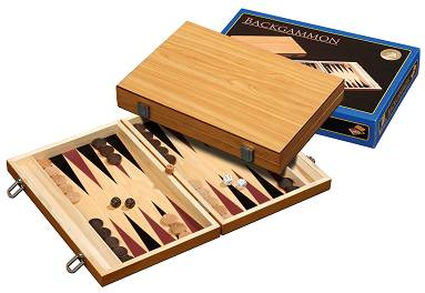 Backgammon Kassette Skiathos