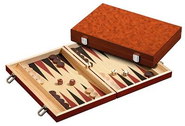 Backgammon Kassette Pserimos
