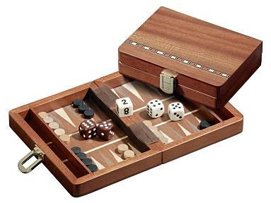 Backgammon Kassette Egina