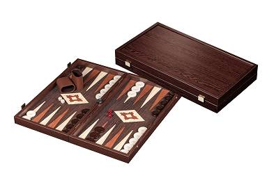 Backgammon Kassette Elassa