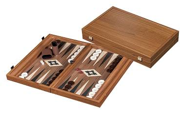 Backgammon Kassette Polyfados