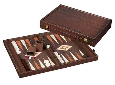 Backgammon Kassette Tragonera