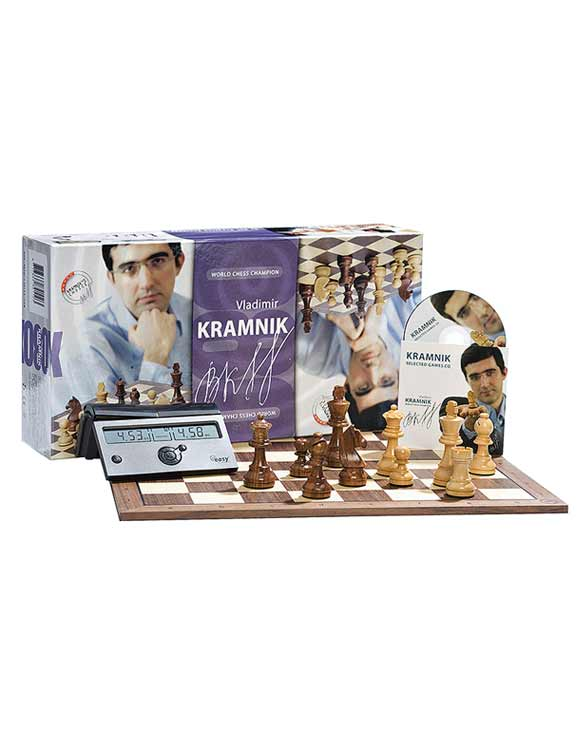Kramnik Chess Gift Box