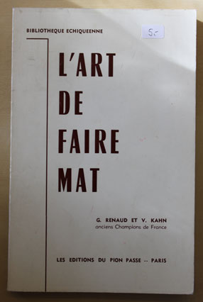 L'Art De Faire Mat