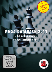 Upgrade Mega Database 2011