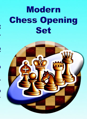 Modern Chess Opening Set
