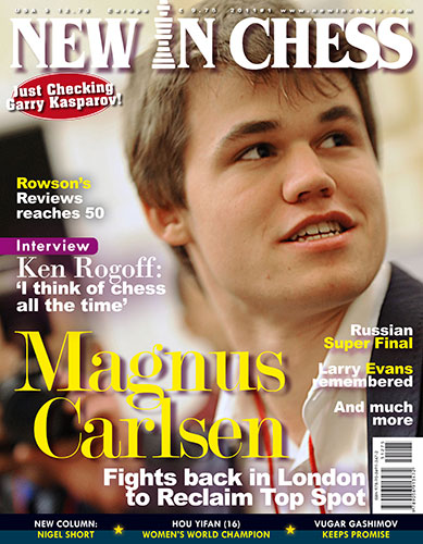 New In Chess Magazine 2011/1