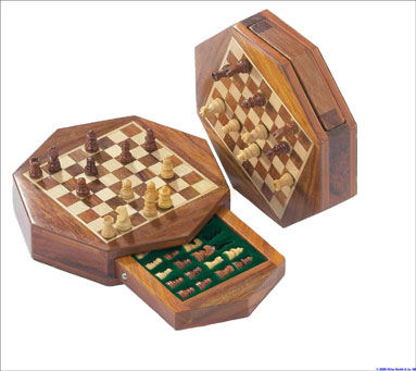 Reiseschach Octagon, mini