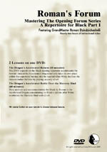 Vol.31 Repertiore for Black 1