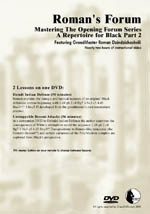 Vol.32 Repertiore for Black 2