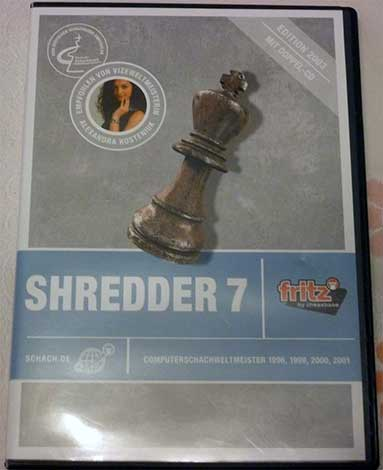 Shredder 7 CD-Box