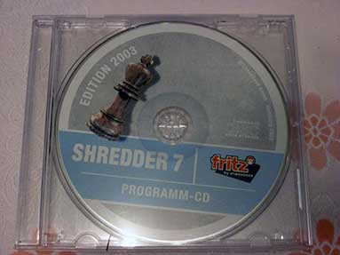 Shredder 7 CD